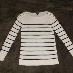 Ann Taylor Petite sweater - lightweight